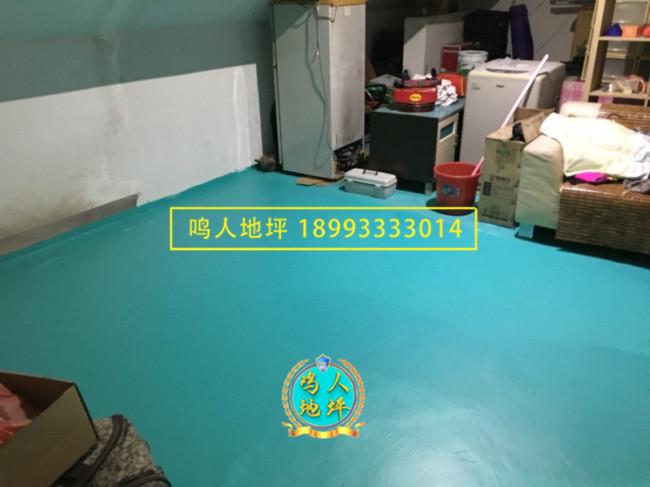 家装储物室环氧地坪施工案例