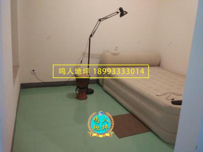 庆阳家装卧室环氧地坪施工案例