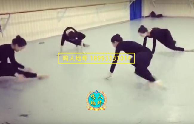 练舞房环氧地坪施工案例