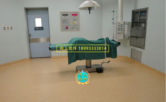 医院检测室环氧地坪施工案例